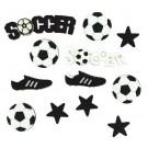 Sortido Botões - Soccer