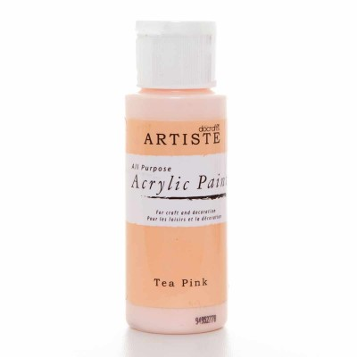 Acrylic Paint (2oz) - Tea Pink