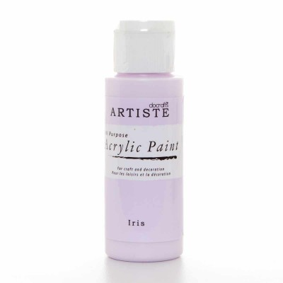 Acrylic Paint (2oz) - Iris