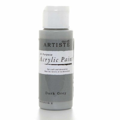 Acrylic Paint (2oz) - Dark...