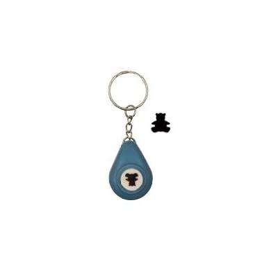 Porta-Moedas com Furador Urso 1 cm by Rico Design
