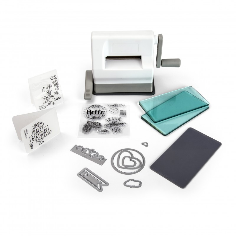 Máquina Sidekick Starter Kit by Sizzix