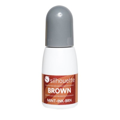 MINT Ink 5 ml f/ Stamps Brown