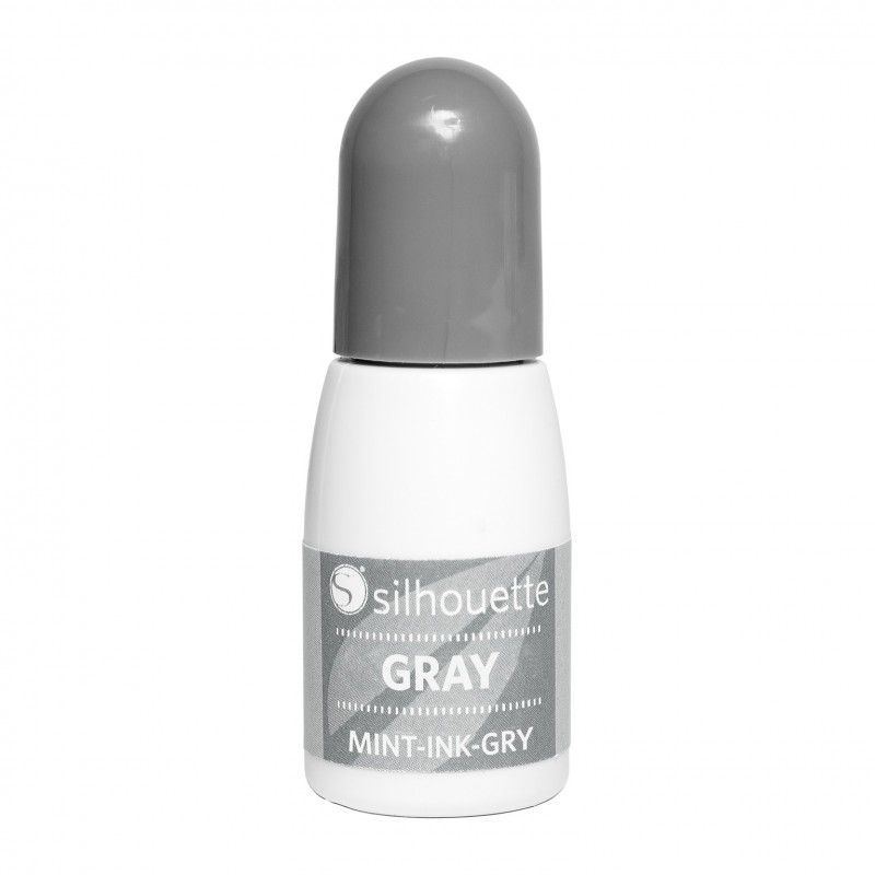MINT Ink 5 ml f/ Stamps Grey