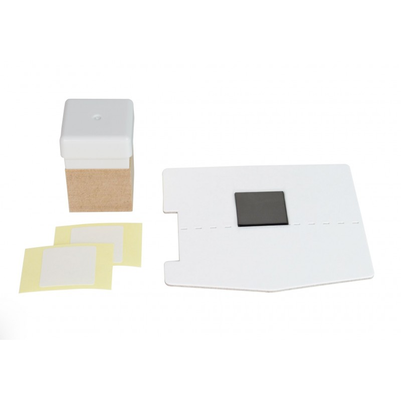 Stamp Kit Mint 15 mm x 15 mm