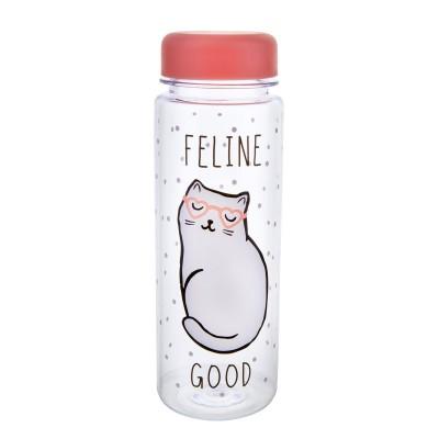 Water Bottle Cutie Cat