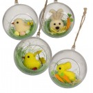 Decorative Plastic Ball f/ Hanging