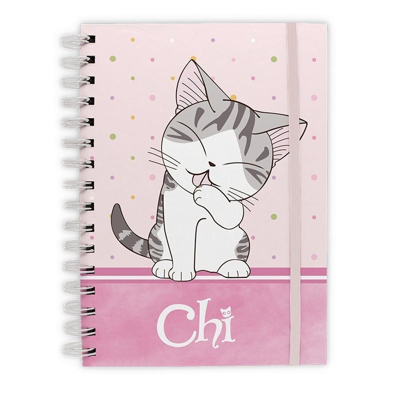 Spiral Notebook Chi