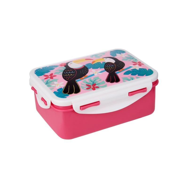 "Lunchbox ""Tiki Toucan"""
