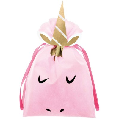 Large Present Bag Unicorn