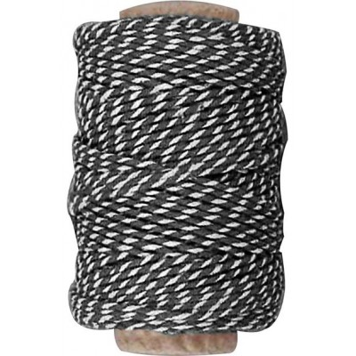 Cordão Backers Twine Preto...