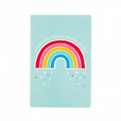 Notebook A5 Rainbow