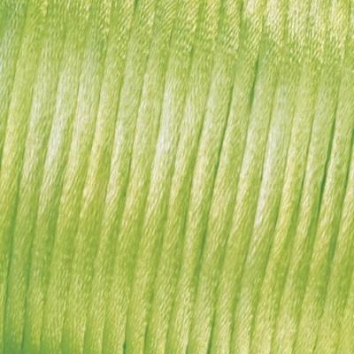 Cuerda Kumihimo Verde