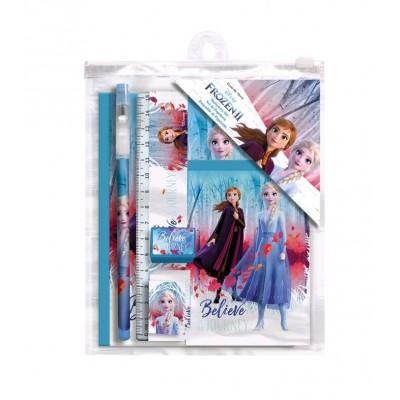 Kit de Papelaría Frozen II