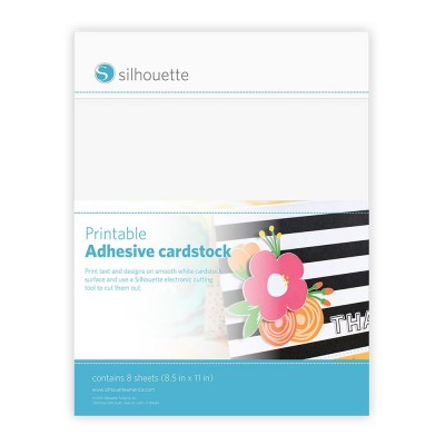 SILHOUETTE Cardstock -...