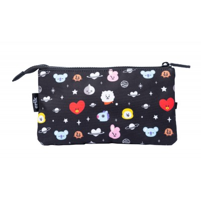 Triple Pencilcase BT21