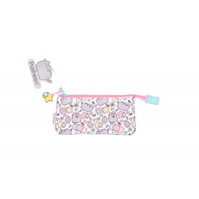 Triple Pencilcase Pusheen