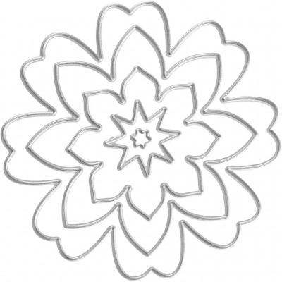 Troquel Thinlits Flor