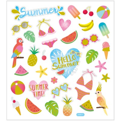 Stickers Summer Style