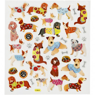 Stickers Dogs
