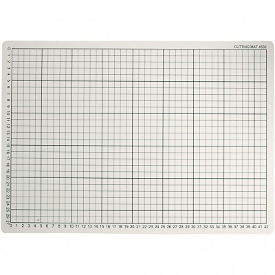 "11 4/5"" x 17 7/10"" Cutting Mat"