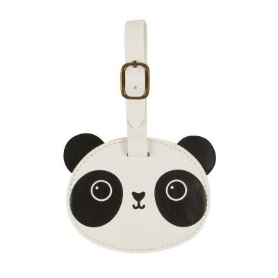 Etiqueta p/ Maleta Panda