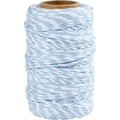 Cordão Backers Twine Azul e...