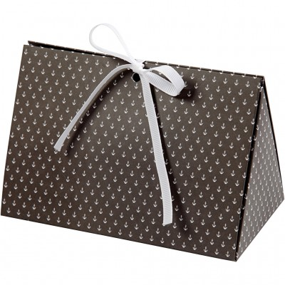 Set of 5 Gift Boxes Anchors