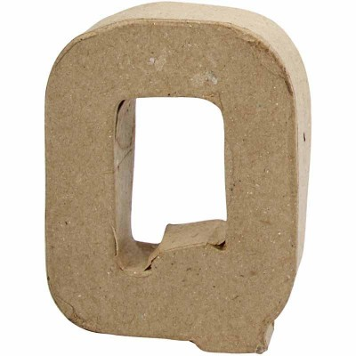 "4"" Cardboard Character Q"
