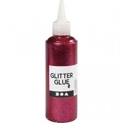 118 ml Glitter Glue - Pink