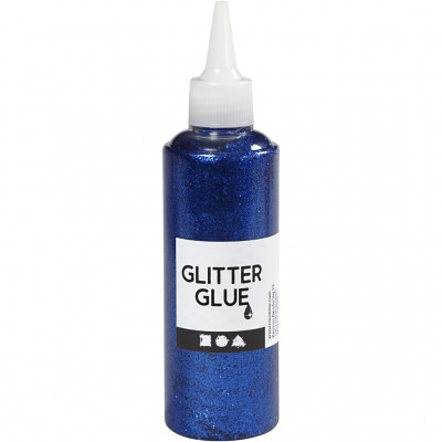 118 ml Glitter Glue - Dark...
