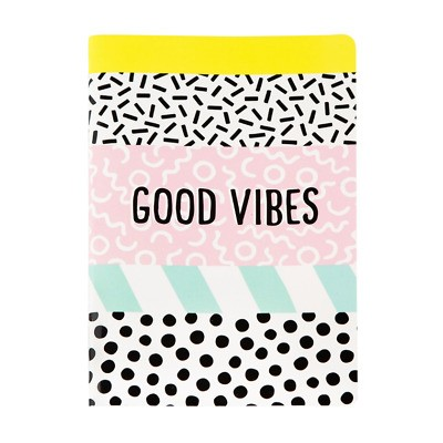 "Caderno ""Good Vibes"""