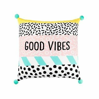 "Pillow ""Good Vibes"""
