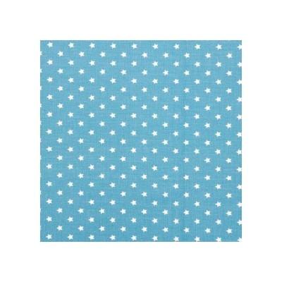 Fabric Blue Stars