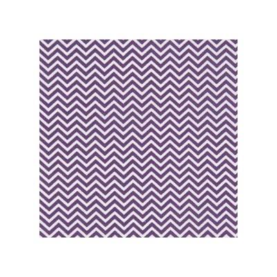 Tecido Zigzag Violeta