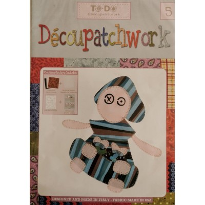 Patchwork Kit Doll