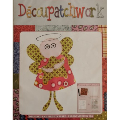 Patchwork Kit Angel