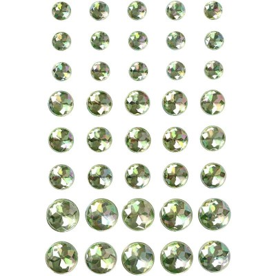 Set of 40 Adhesive Strass...