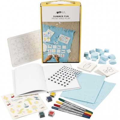 Kit Super Criativo DIY -...