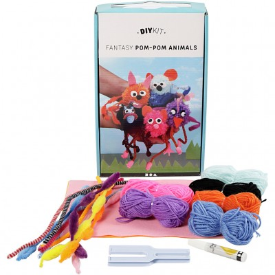 Kit Criativo DIY - Animais
