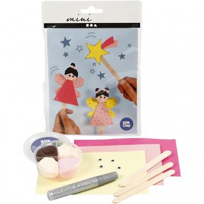 Kit Criativo DIY - Princesas