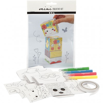 Creative DIY Kit - Princesses