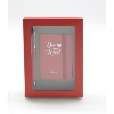 Notebook Polypele Red A7 -...
