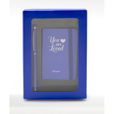 Notebook Polypele Blue A7 -...