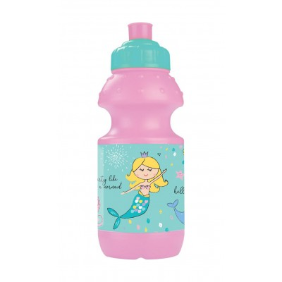 Water Bottle Mermaid