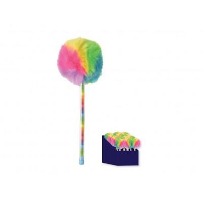 Pompom Pen Rainbow