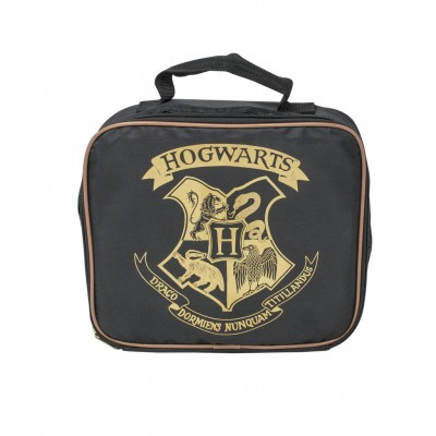 Black Lunchbox Harry Potter