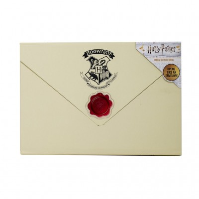 Envelope Notebook Harry Potter