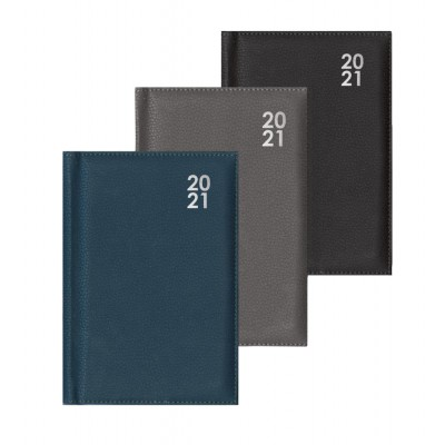 Premium A6 Daily 2021 Planner