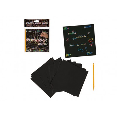 Scratch Magic Notes Kit
